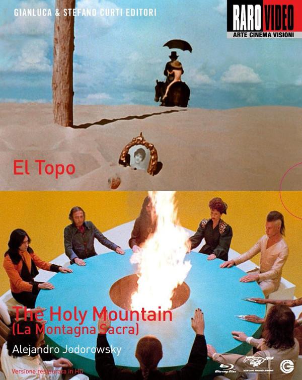 Alejandro Jodorowsky in Blu-Ray!
