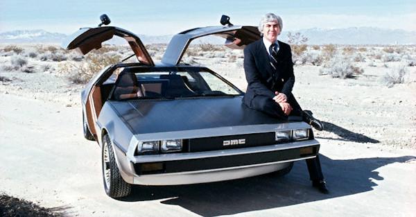 Driven: la vera storia della DeLorean!