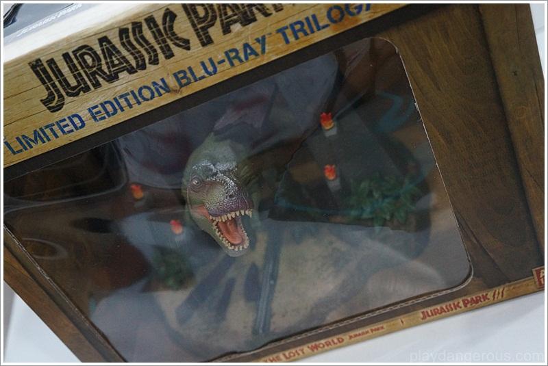 Jurassic Day: le dinosauriche foto della limited!!