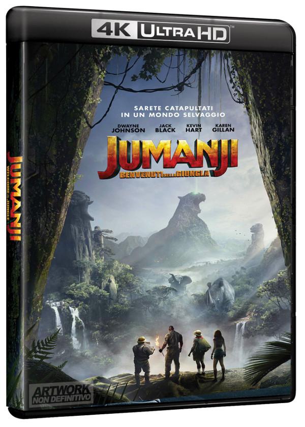 Universal Aprile: Jumanji, Fantasmi e Cell Block 99!