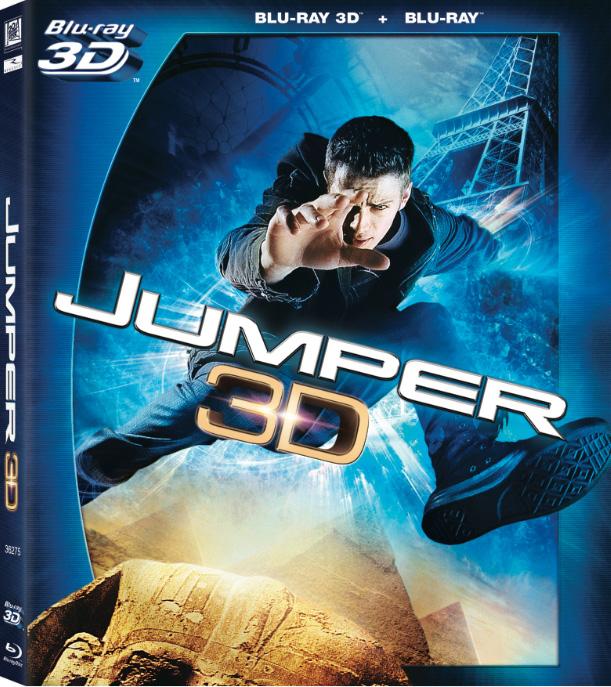 Dopo Io Robot, profondità anche per Jumper!