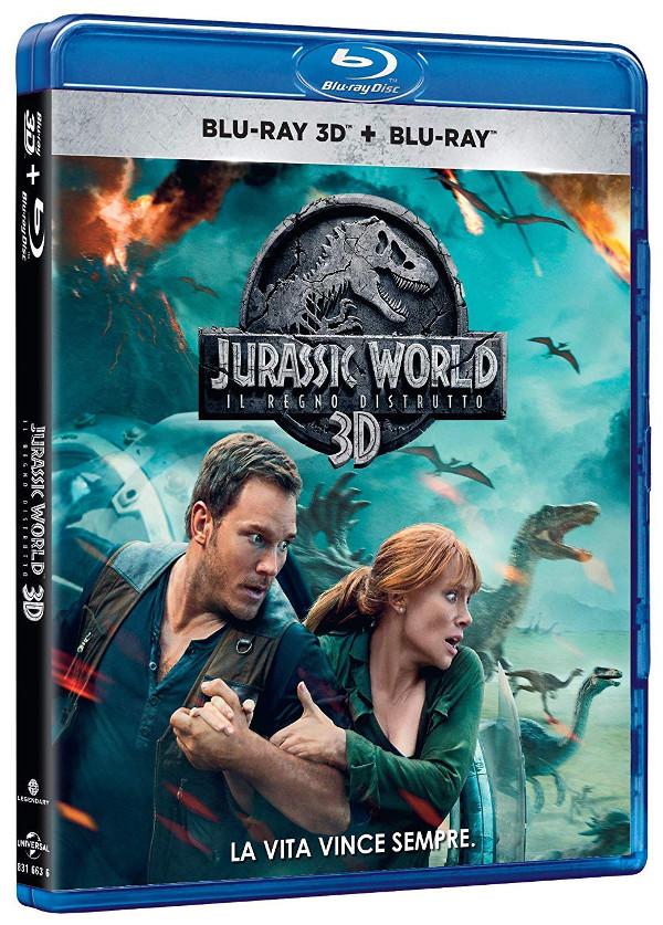 La carica di Jurassic World: Il regno distrutto!