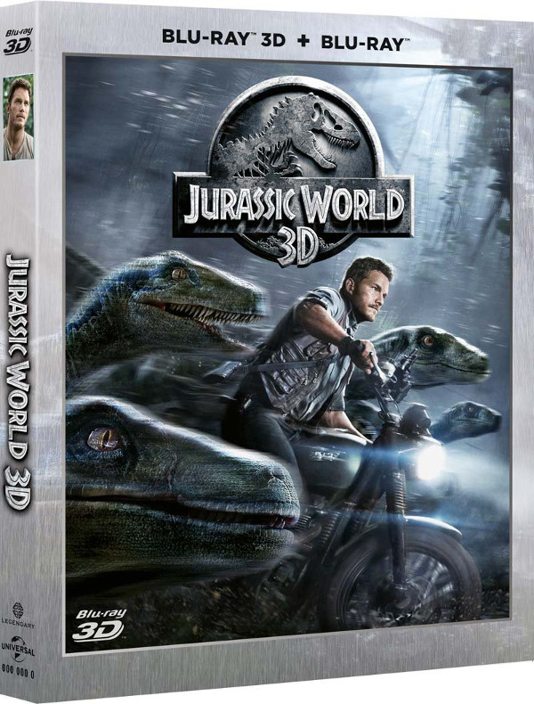 I contenuti di Jurassic World!