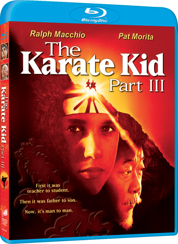 Si completa Karate Kid in Blu-Ray!