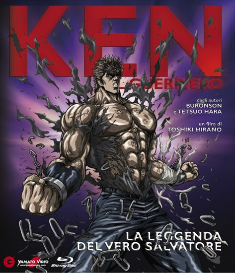 L'ultimo Ken il guerriero finalmente in DVD e Blu-Ray!