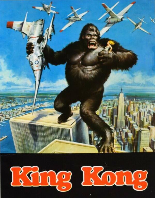 Kong è King anche del 1976!
