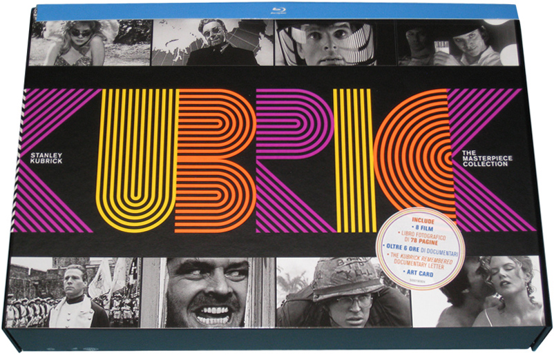 Gallery per la Stanley Kubrick - The Masterpiece Collection!