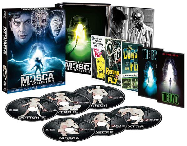 Packshot de La Mosca Film Collection!