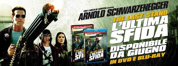 The Last Stand: il ritorno di Arnold!
