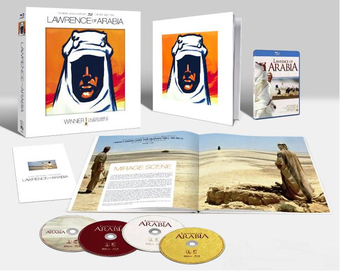 Limited edition: c'è anche Lawrence d'Arabia!
