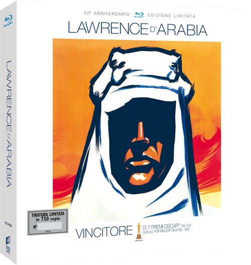 Lawrence d'Arabia: tutti i dettagli dell'edizione limitata!
