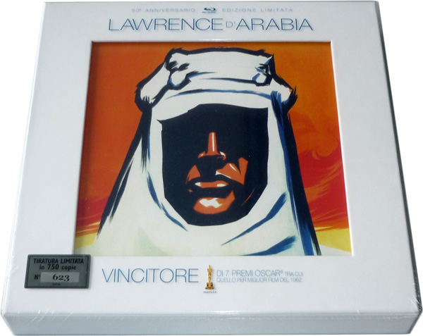 Lawrence D'Arabia: limited edition prestigiosa...