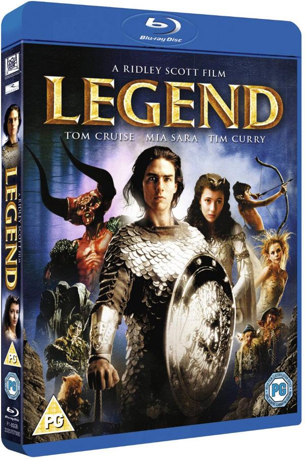 Le due versioni di Legend in HD!