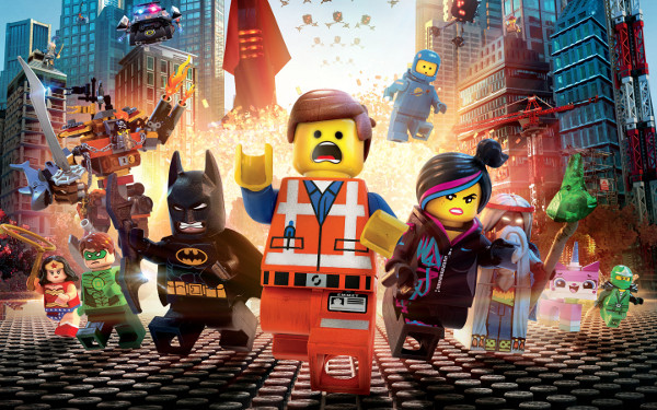 The LEGO Movie è meravigliosoooooo