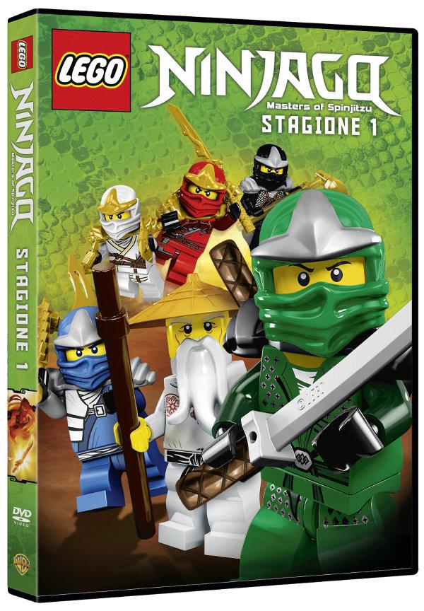 LEGO Ninjago a Marzo!