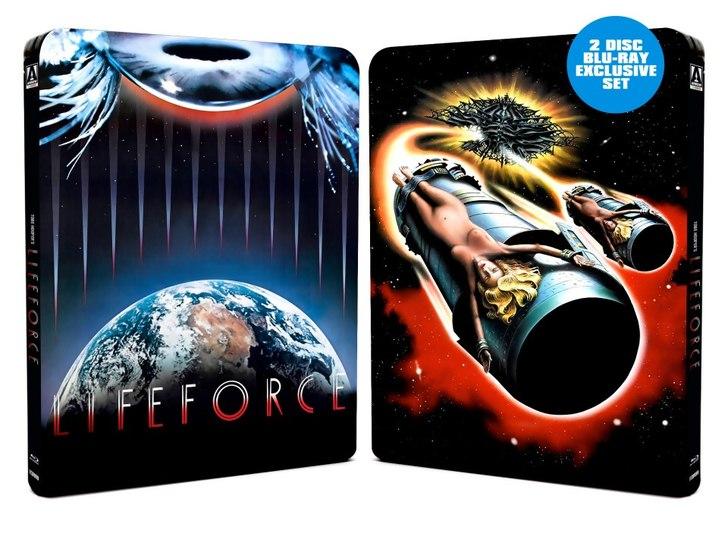 Steelbook inglese per Space Vampires!
