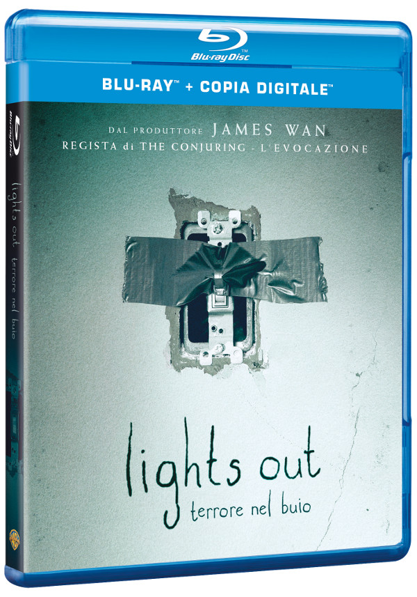 Lights Out: l'horror spegne la luce!