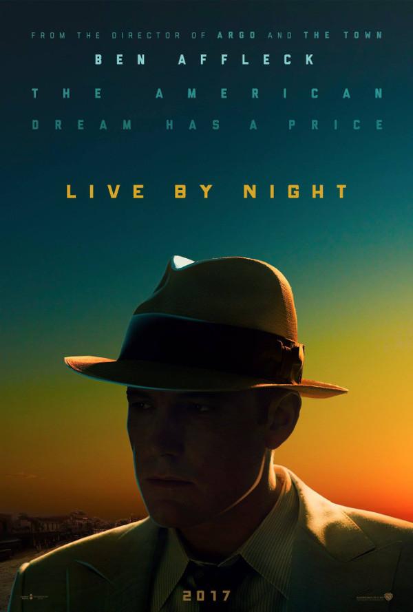 Primo trailer per La legge della notte!