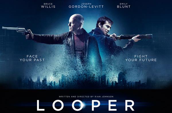 Il Blu-Ray di Looper... ritorna al futuro!!!