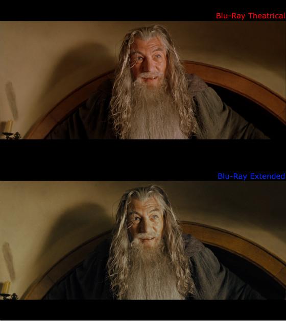 Gandalf rimasterizzato!