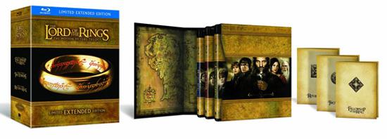 Blu-Ray LOTR extended: Medusa abbassa il prezzo!!