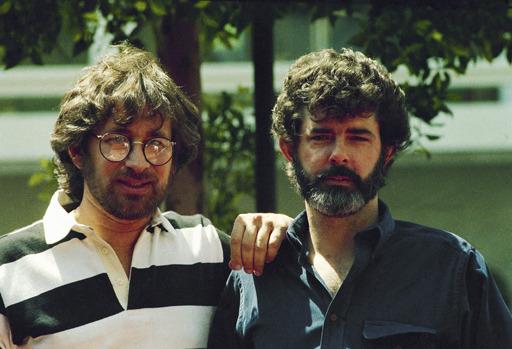 QUADRI DEL CINEMA: Lucas e Spielberg in cima al mondo
