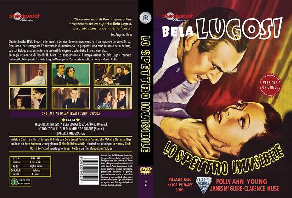 Bela Lugosi e grandi autori da Shockproof!