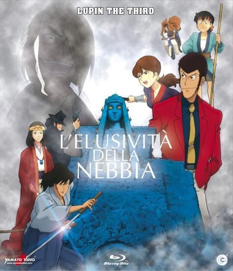 Lupin Blu-Ray: arriva L'elusività della nebbia!