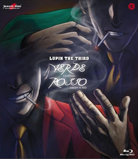Lupin contro Lupin in DVD e Blu-Ray!