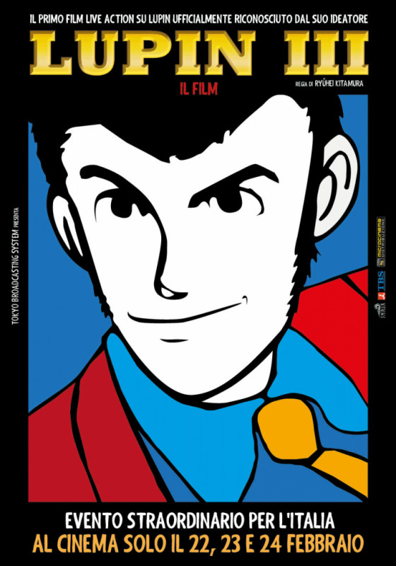 Lo chiamavano... Lupin III!