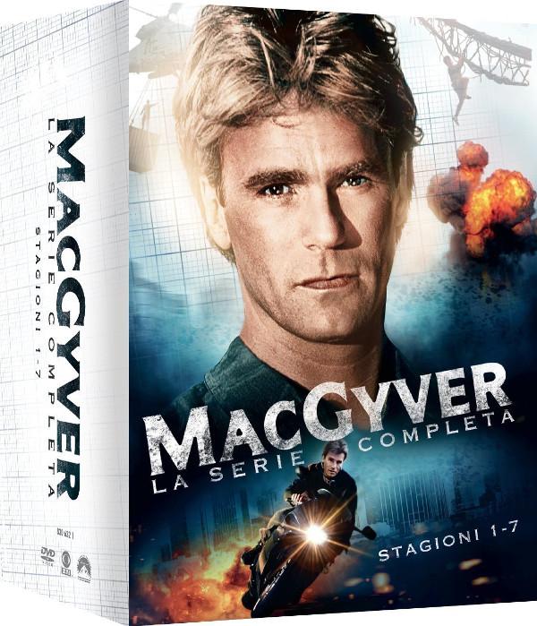 Tutto MacGyver in cofanetto!
