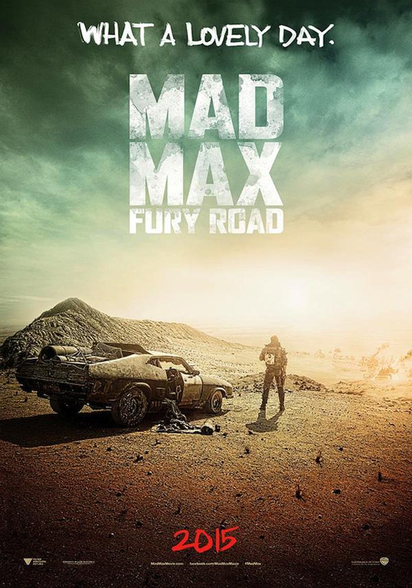 Primo trailer per il nuovo Mad Max!
