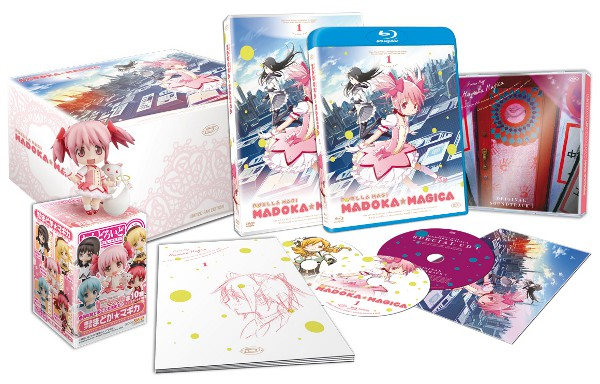 Madoka Magica arriva in Limited Fan Edition!