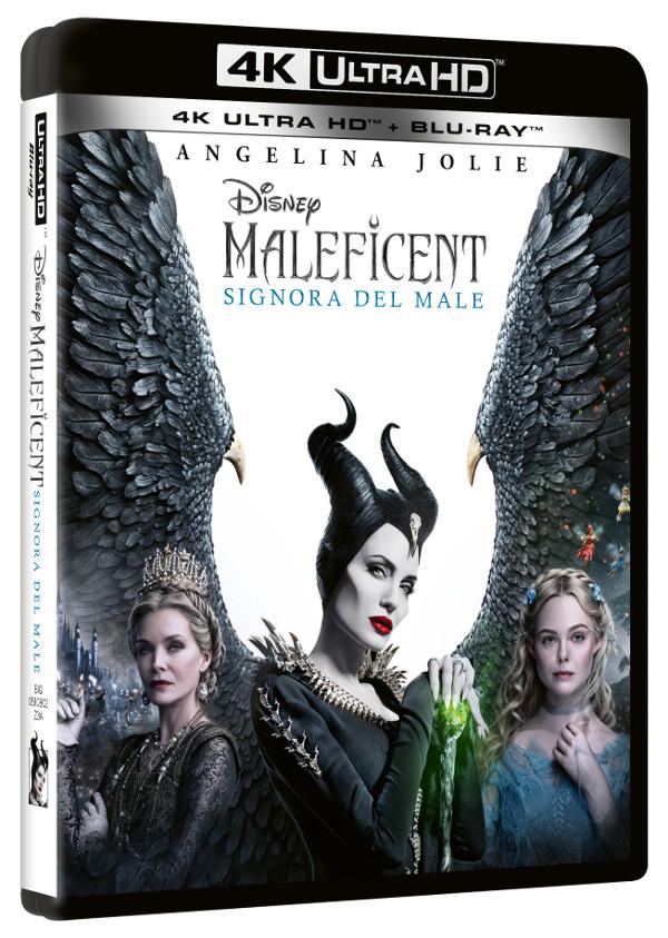 Maleficent strega le uscite di febbraio!