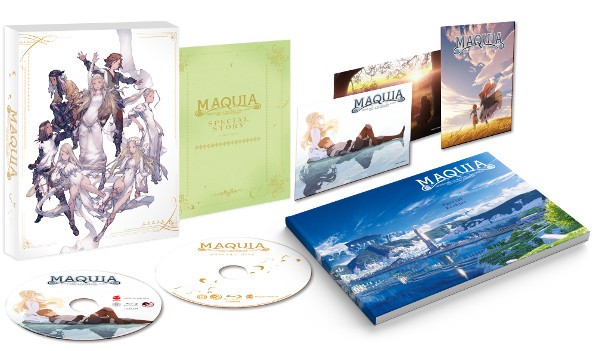 Ultralimited edition per Maquia!