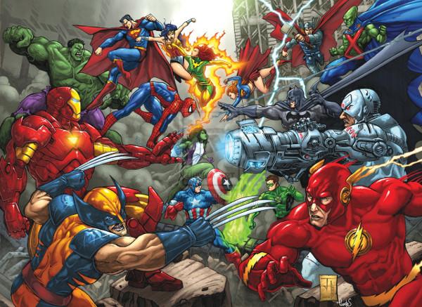 L'invasione (futura) dei supereroi!