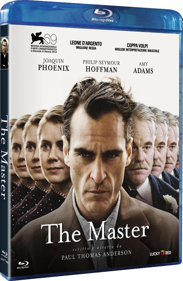 In Blu-Ray The Master di Paul Thomas Anderson!