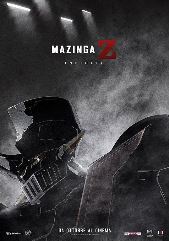Mazinga Z Infinity: il trailer italiano!