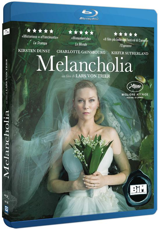 Melancholia in Blu-Ray Disc: in ritardo ma arriva!