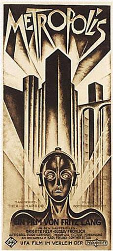 Per me, Metropolis è... un capolavoro pazzesco!!