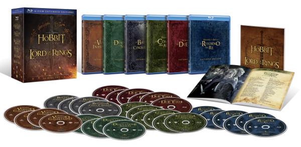 L'Anello chiude il cerchio: tutto Tolkien in cofanetto!