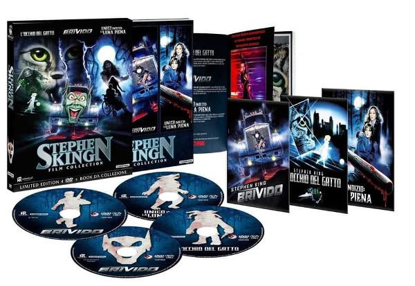 Stephen King e gli altri: i Midnight Factory in arrivo!