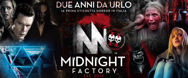 Due anni di Midnight Factory: l'intervista!