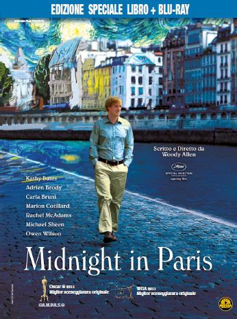 Woody Allen celebra Parigi!