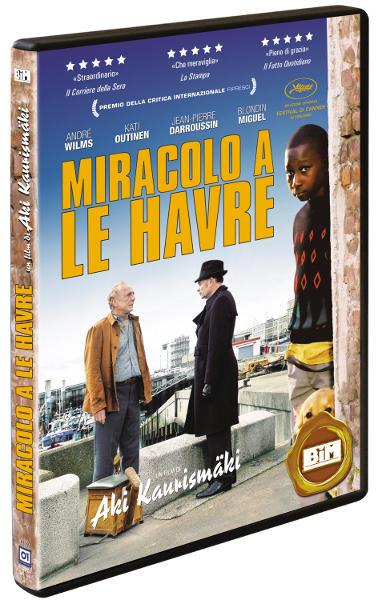 In DVD il nuovo Miracolo di Aki Kaurismaki!