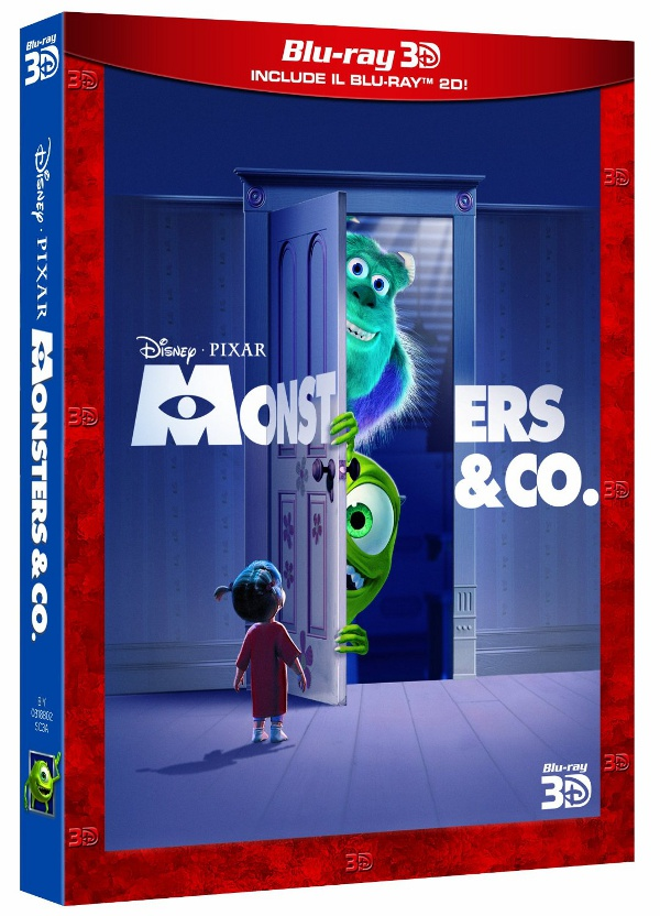 Monsters & Co. in 3D e la carica dei Pixar!