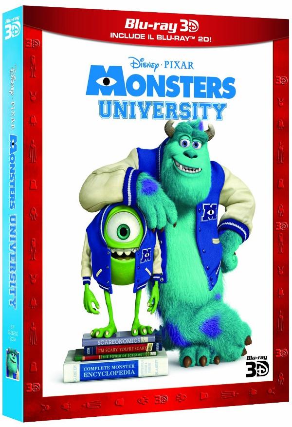 I mostri Pixar sono tornati... a scuola!