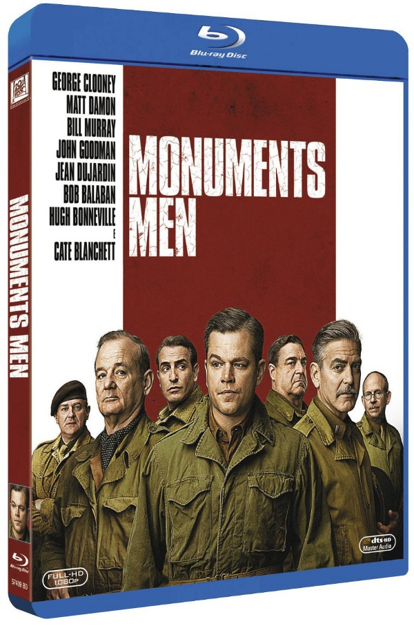 Monuments Men: George Clooney fa la Storia!