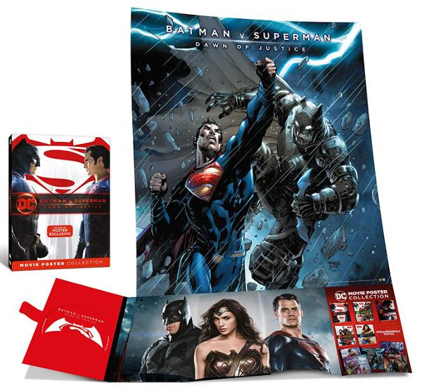 Movie Poster Edition per i supereroi DC!
