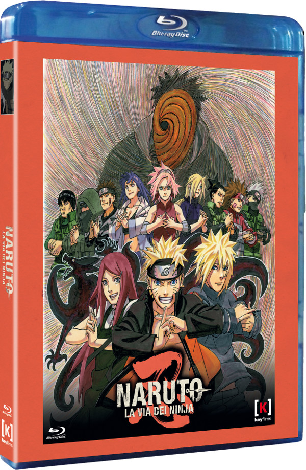 Lucky Red crede in Naruto!